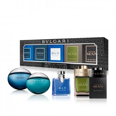 BVLGARI寶格麗(香水) 寶格麗迷你男士香水套裝特惠組