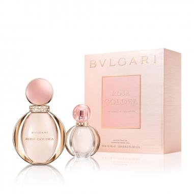 BVLGARI寶格麗(香水) 玫瑰金漾女士香水特惠組