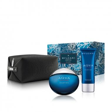 BVLGARI寶格麗(香水) 勁藍水能量淡香水特惠組