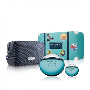 BVLGARI寶格麗(香水) 活力海洋能量淡香水特惠組