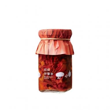 鹿窯菇事鹿窯菇事 辣味菇菇伴醬