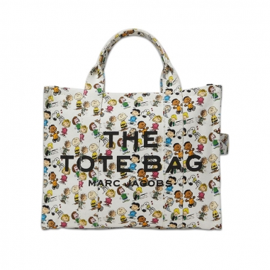 Marc Jacobs莫傑(精品) THE TOTE BAG PEANUTS手提包