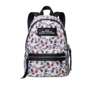 Marc Jacobs莫傑(精品) THE BACKPACK MJ PEANUTS後背包