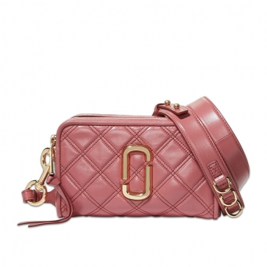 Marc Jacobs莫傑(精品) THE QUILTED SOFTSHOT相機包