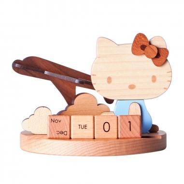 Carpenter木匠兄妹 機場限定-Hello Kitty年曆