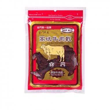 高坑高坑 原味牛肉乾