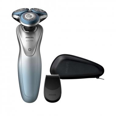 Philips飛利浦 尊爵5D乾濕兩用電鬍刀 (加贈電動牙刷)