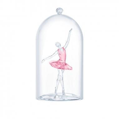 Swarovski施華洛世奇 瓶中芭蕾舞者