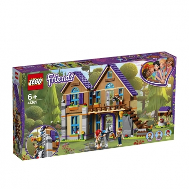 LEGO樂高 LEGO 米雅的家