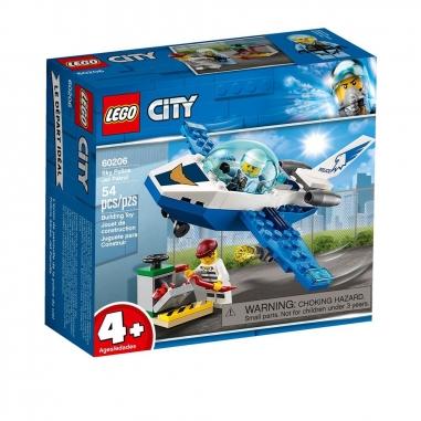 LEGO樂高 LEGO 航警巡邏機
