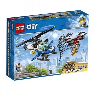 LEGO樂高 LEGO 航警無人機追擊