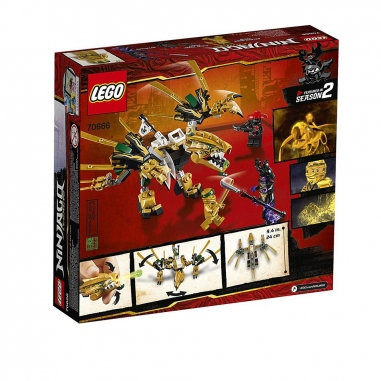 LEGO樂高 LEGO 黃金龍
