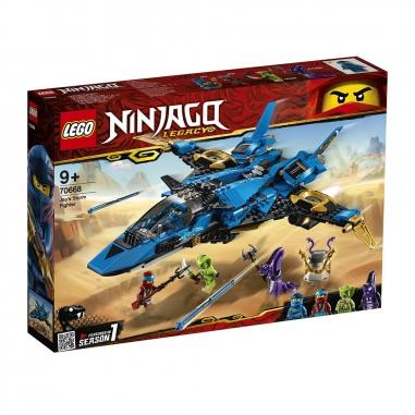 LEGO樂高 LEGO 阿光的風暴戰士機