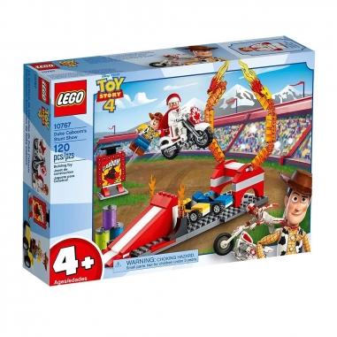 LEGO樂高 LEGO玩具總動員4 胡迪火圈StuntShow