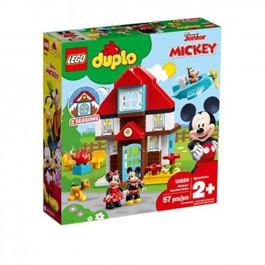 LEGO樂高 LEGO 米奇度假房