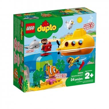LEGO樂高 LEGO 潛水艇探險
