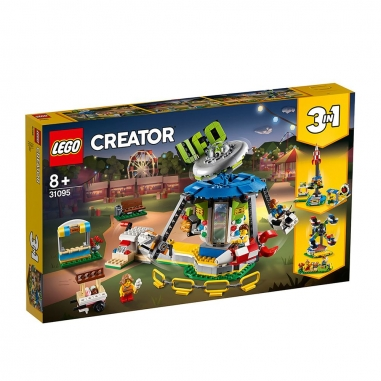 LEGO樂高 LEGO 遊樂場旋轉木馬
