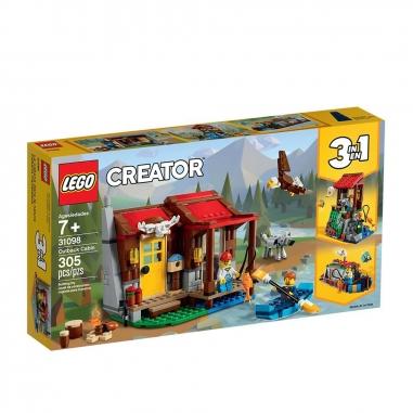 LEGO樂高 LEGO 內陸小屋