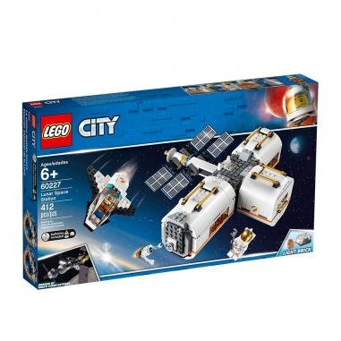 LEGO樂高 LEGO 月球太空站