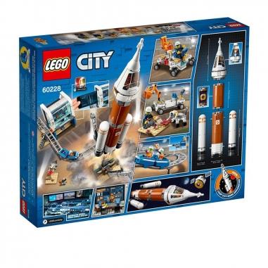 LEGO樂高 LEGO 60228 城市系列 重型火箭及發射控制