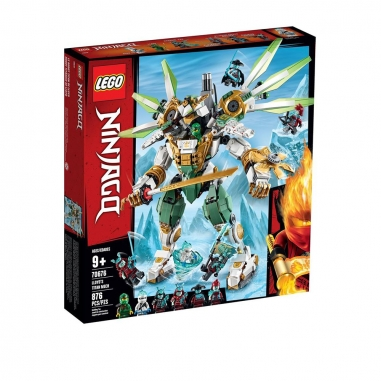LEGO樂高 LEGO 勞埃德鈦機械人