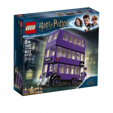 LEGO樂高 LEGO HP 夜晚巴士