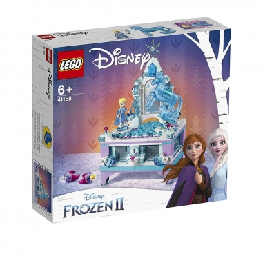 LEGO樂高 LEGO Elsa's Jewelry Box