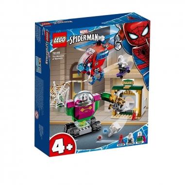 LEGO樂高 LEGO 蜘蛛人神秘客
