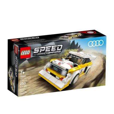 LEGO樂高 LEGO 1985 Audi Sport S1