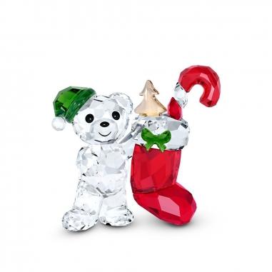 Swarovski施華洛世奇 Kris小熊2020聖誕限定版
