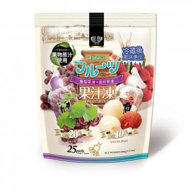 家會香家會香 葡萄+荔枝果汁凍