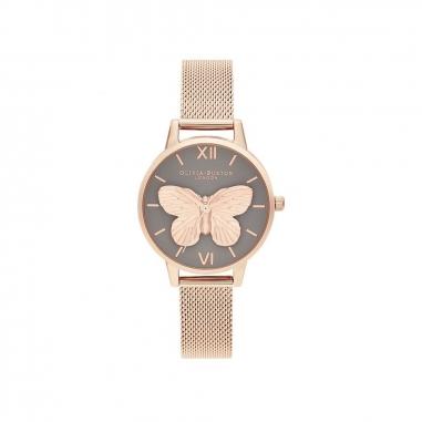 Olivia BurtonOlivia Burton 3D Butterfly 手錶