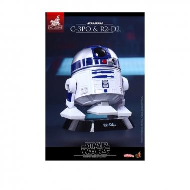 Beast Kingdom野獸國 R2-D2+鋼鐵人Mark VII(合金款)