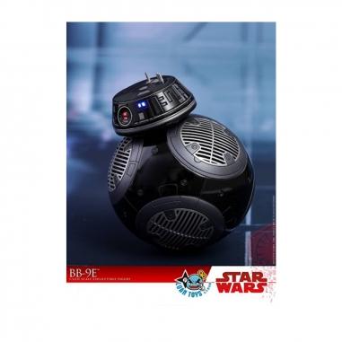 Beast Kingdom野獸國 BB-9E+鋼鐵人Mark VII(合金款)